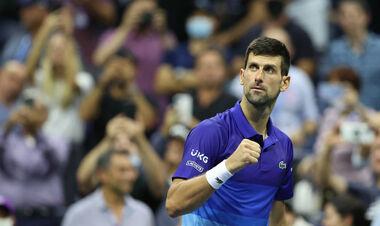 Джокович догнал Федерера по количеству побед над соперниками из топ-10