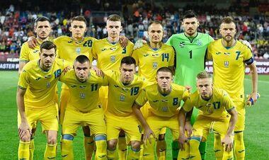 За збірну України зіграв «ювілейний» динамівець