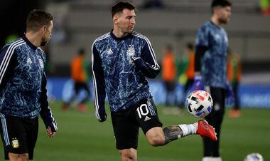 Ліонель СКАЛОНІ: «Пишаюся, що в моїй команді є Мессі»