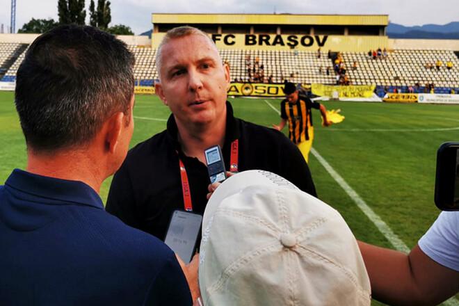 Тибериу Гиоане подал в оставку с поста главного тренера Брашова