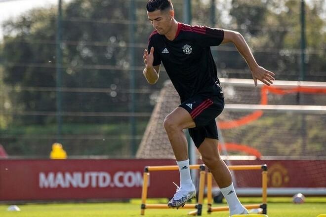 Роналду хотел перейти в Манчестер Сити
