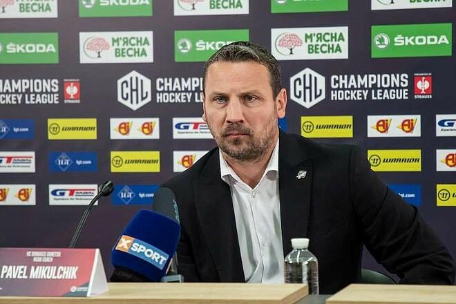 Тренер Донбасса: «Проблема продолжается, у нас не работает большинство»