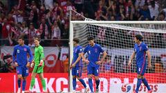 Англія вперше за 25 років не зробила жодної заміни під час матчу