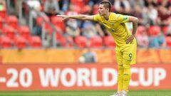 Віктор Корнієнко забив в дебютному матчі за національну збірну