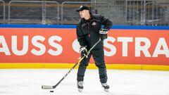 Тренер Донбасса: «Лед в Руане не лучшего качества»