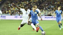 Отдадут детям. Сборная Украины получит премиальные за матч с Францией