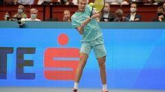 Баня-Лука. Сачко уступил в одиночном разряде, но вышел в полуфинал парного