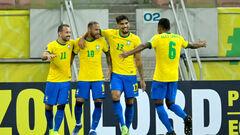 Бразилія виграла у Перу в матчі відбору на ЧС-2022