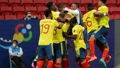 Колумбия – Чили – 3:1. Видео голов и обзор матча