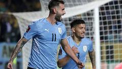 Уругвай — Эквадор — 1:0. Видео гола и обзор матча