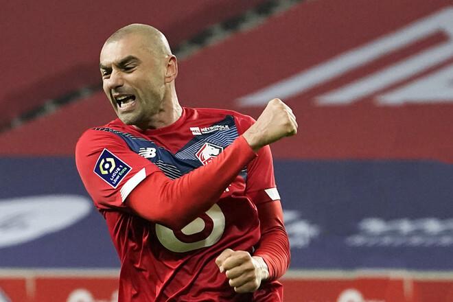 Чемпион Франции потерпел поражение и лишь замыкает топ-10 в Лиге 1