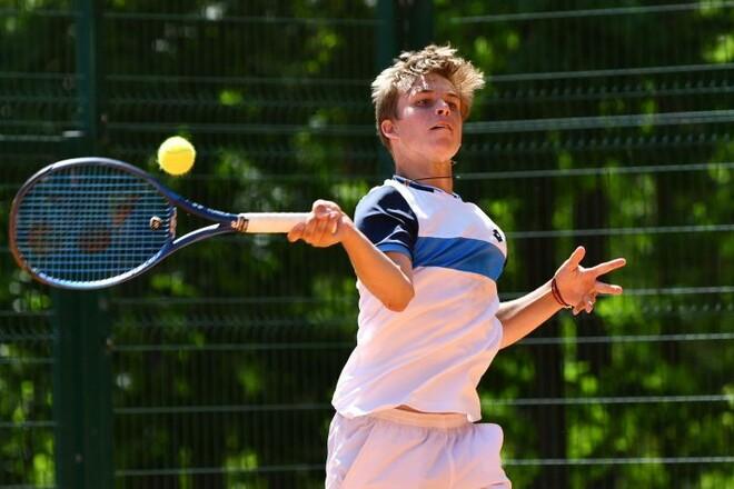 Украинец Белинский вышел в финал парного разряда US Open у юниоров