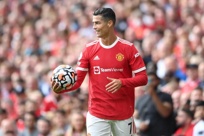 Криштиану РОНАЛДУ: «Горжусь тем, что вернулся в Манчестер Юнайтед»