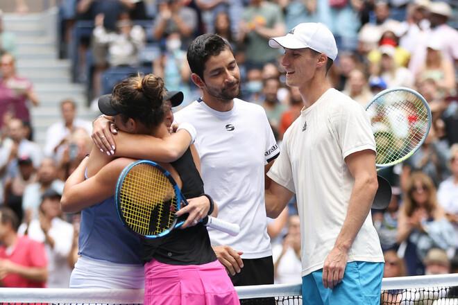 US Open. Солсбери взял 2-й титул в Нью-Йорке, Кравчик – третий подряд Шлем
