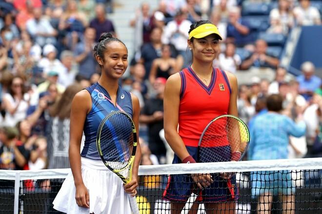 Десять побед в двух сетах. 18-летняя Радукану сенсационно выиграла US Open