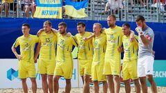 Италия – Украина – 5:3. Красивый гол Зборовского через себя. Видеообзор