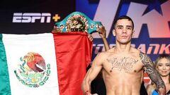 Вальдес побил Консейсао и защитил титул чемпиона мира по версии WBC