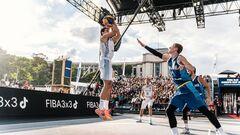 Евробаскет 3х3. Мужская сборная Украины стартовала с поражения