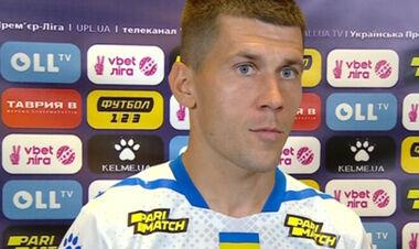 Сергій Кравченко увійшов до десятки найбільш вікових польових гравців УПЛ