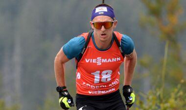 Пидручный выиграл гонку преследования на чемпионате Германии