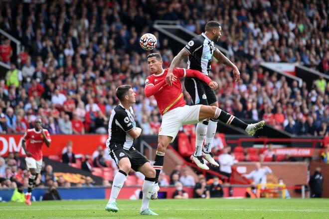 Манчестер Юнайтед – Ньюкасл – 4:1. Дубль Роналду. Видео голов и обзор матча