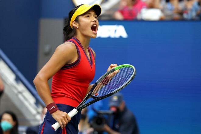 ВИДЕО. Как Радукану побеждала в финале US Open