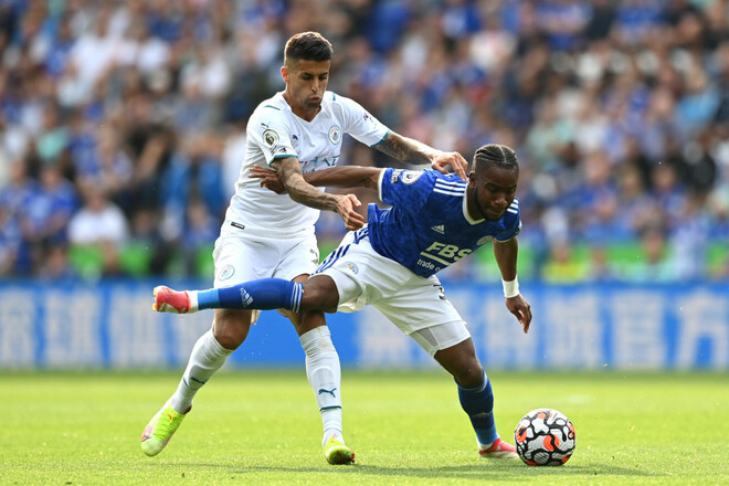 Лестер – Манчестер Сити – 0:1. Видео гола и обзор матча