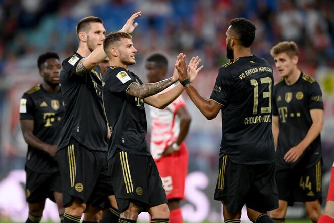 Лейпциг – Бавария – 1:4. Видео голов и обзор матча