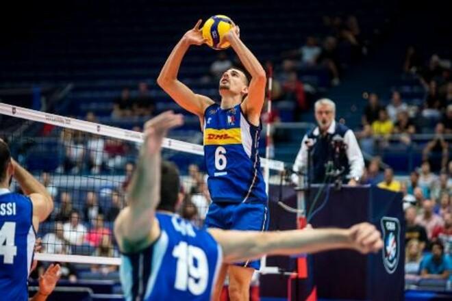 Стали известны 6 из 8 участников 1/4 финала чемпионата Европы по волейболу