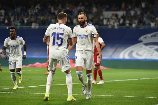 Реал Мадрид – Сельта – 5:2. Видео голов и обзор матча