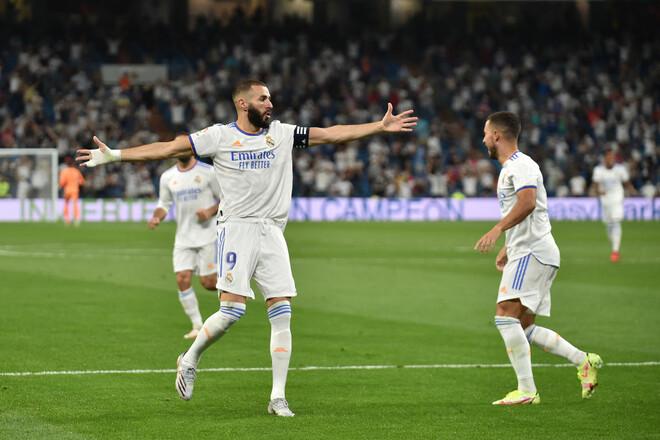 Бензема вийшов на 10-те місце за голами в Ла Лізі