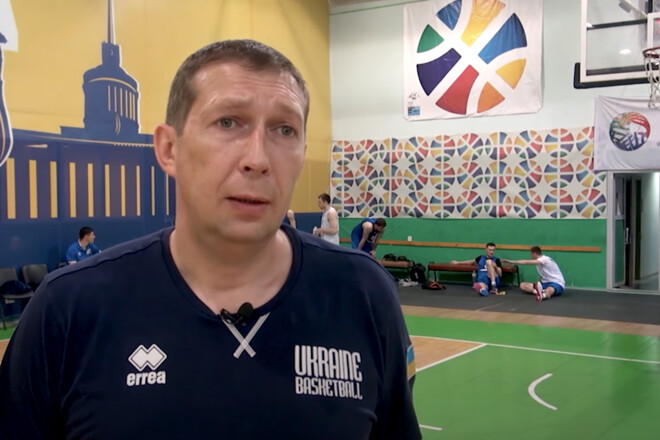 Тренер сборной Украины 3х3: «С Литвой парни просто перенервничали»
