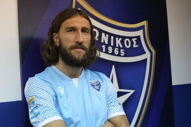 Чигринский дебютировал за Ионикос в матче с АЕКом