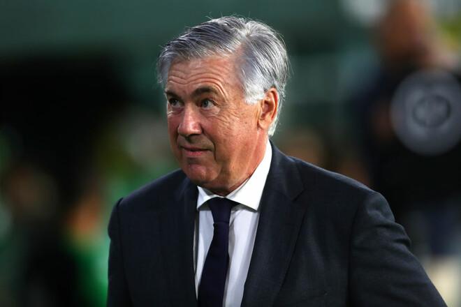 Карло АНЧЕЛОТТИ: «Потенциал Реала в атаке просто невероятен»