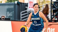 Евробаскет 3х3. Украинки вылетели в четвертьфинале от Испании
