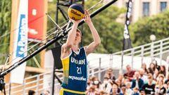 Мужская сборная Украины проиграла Литве в 1/4 финала Евробаскета 3x3