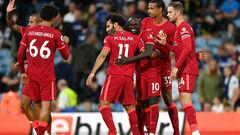 Ліверпуль розгромив Лідс, Салах забив 100-й гол в АПЛ
