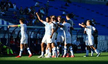 Юношеская Лига УЕФА. Динамо стартовало в группе с разгромной победы