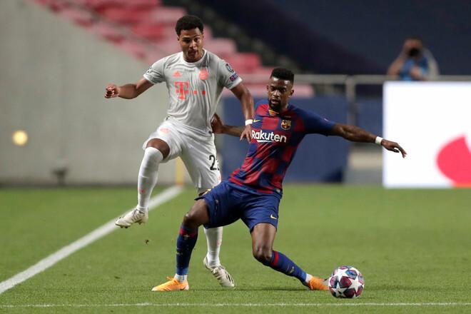 Где смотреть онлайн матч Лиги чемпионов Барселона – Бавария