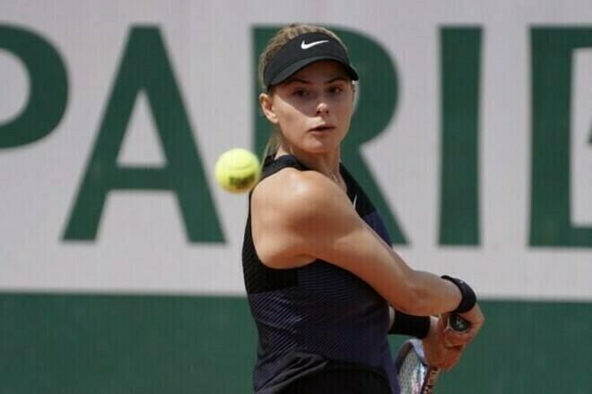 Завацкая проиграла стартовый матч на турнире WTA в Словении