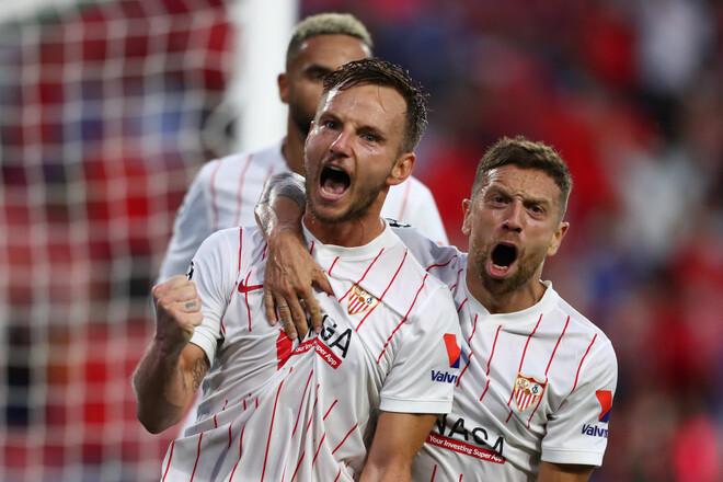 Севилья – Зальцбург – 1:1. Назначили 4 пенальти. Видео голов и обзор матча