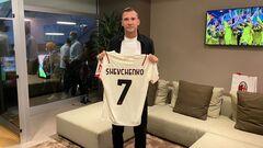 Андрей ШЕВЧЕНКО: «Милан будет бороться за скудетто до самого конца»