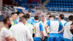 Сборная Украины по футзалу проведет два товарищеских матча с Румынией