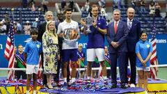 Джокович душевно поздравил победителей US Open