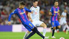 Барселона – Бавария – 0:3. Дубль Левандовски. Видео голов и обзор матча