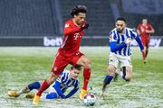 Герта – Бавария – 0:1. Видео гола и обзор матча
