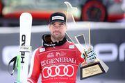 Горные лыжи. Крихмайр выиграл супергигант в Гармиш-Партенкирхене