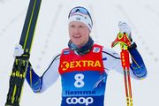 Лыжные гонки. Свенссон и Дальквист выиграли спринт в Ульрисехамне