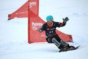 Украинские сноубордисты выиграли золото и серебро на Кубке Европы
