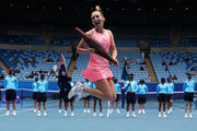 Обидчица Свитолиной выиграла турнир в Мельбурне